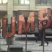 DUMBO Reflector