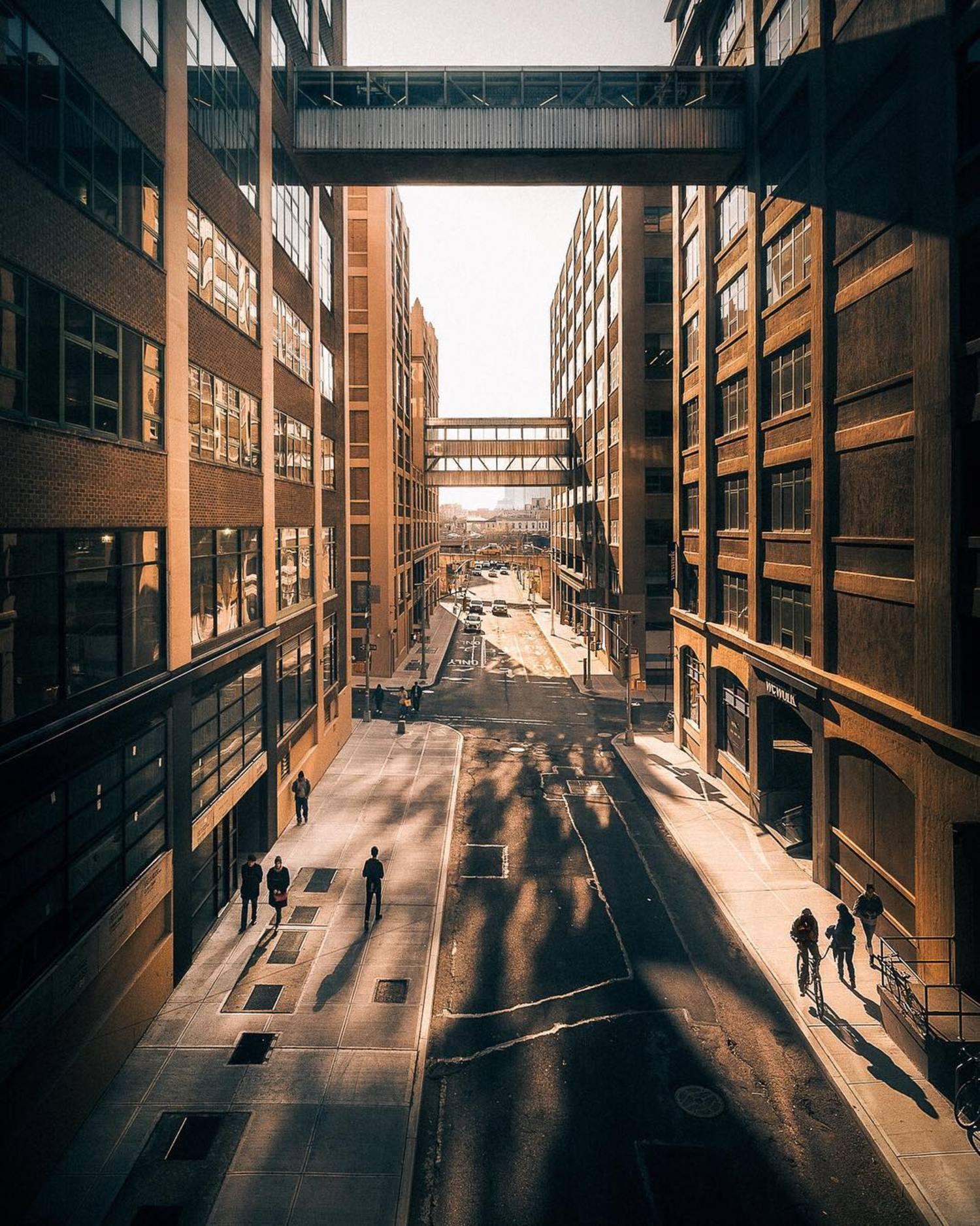 Prospect Street, Dumbo, Brooklyn