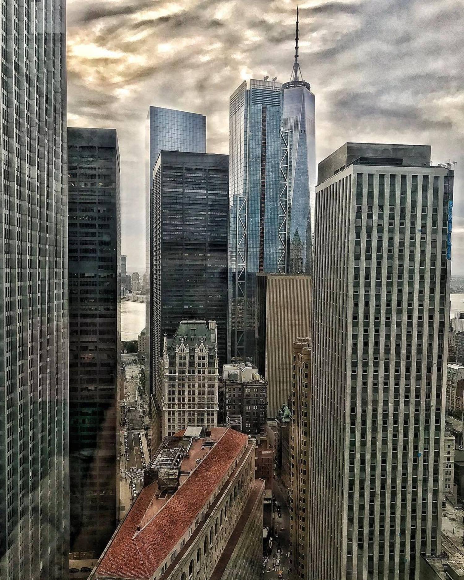 Financial District, New York, New York