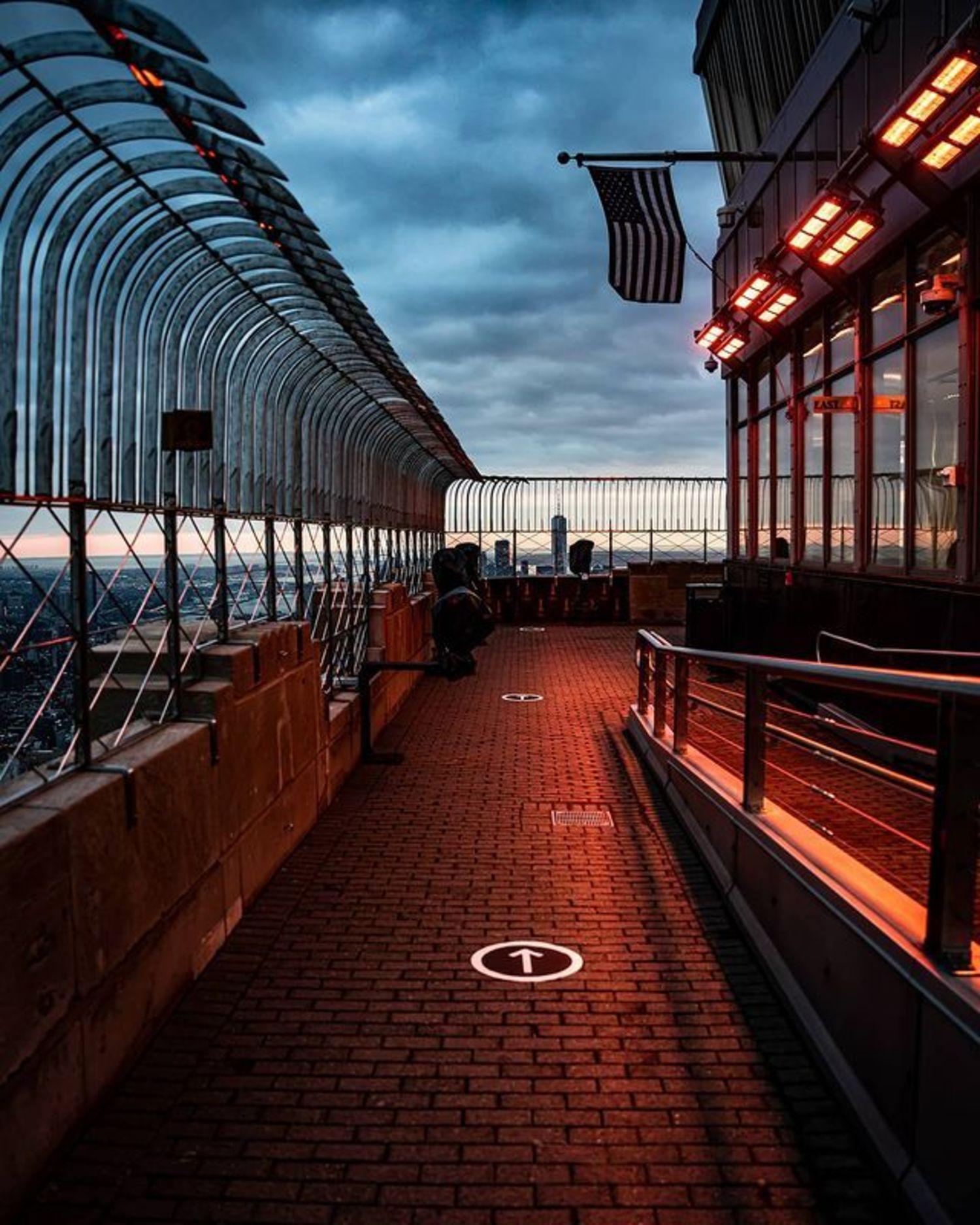 Empire State Building 86th Floor Observation Deck, Midtown, Manhattan