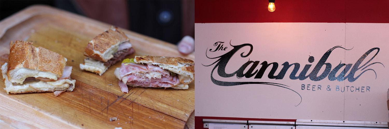 The Cannibal — Pig Head Cuban
