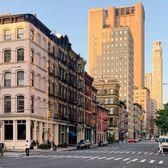 Church Street and Walker Street, Tribeca, Manhattan
