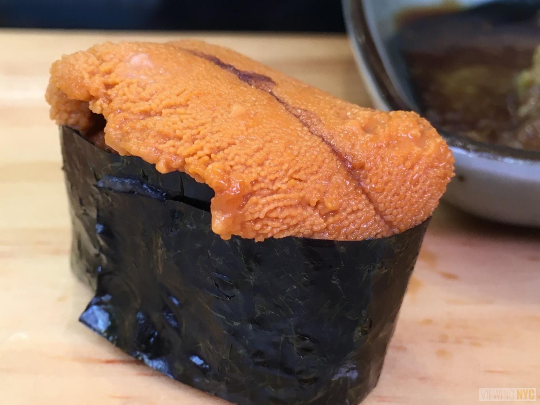 Sushi on Jones - Uni