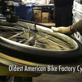 Oldest American Bike Factory Cycles On