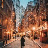 Stone Street, Manhattan
