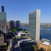 United Nations Headquarters, Turtle Bay, Manhattan