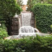 Greenacre Park Waterfall, Midtown, Manhattan