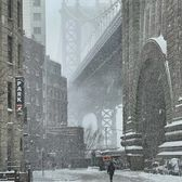 Manhattan Bridge, DUMBO, Brooklyn