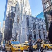 Photo via @newyorkcitykopp  St. Patrick's Cathedral  #viewingnyc