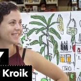 Jenny Kroik paints the people of New York City