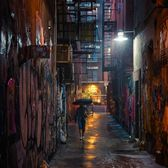 Freeman Alley, Lower East Side, Manhattan