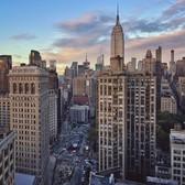 Back in New York