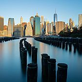 Lower Manhattan from Brooklyn Bridge Park, Brooklyn