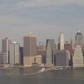 Live - Lower Manhattan & New York Harbor NYC Cam - St. George Tower