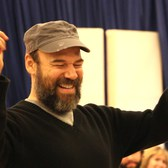 Broadway's new Fiddler on the Roof cast in rehearsal