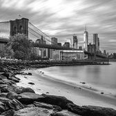 Pebble Beach, Dumbo. Photo via @mattpugs #viewingnyc