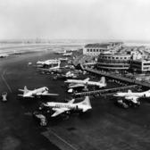 LaGuardia Airport, Queens, New York, 1951