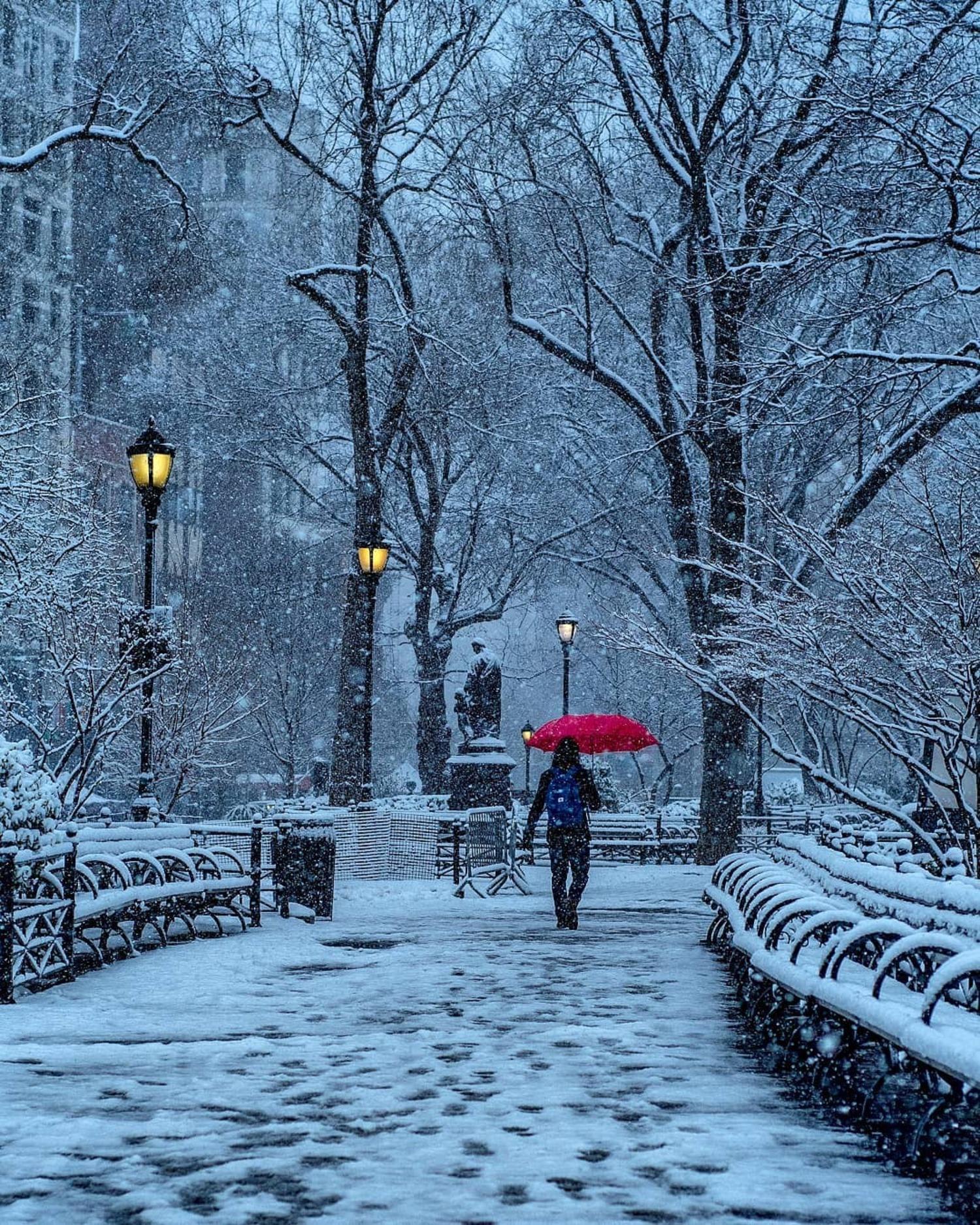 Union Square Park, New York, New York