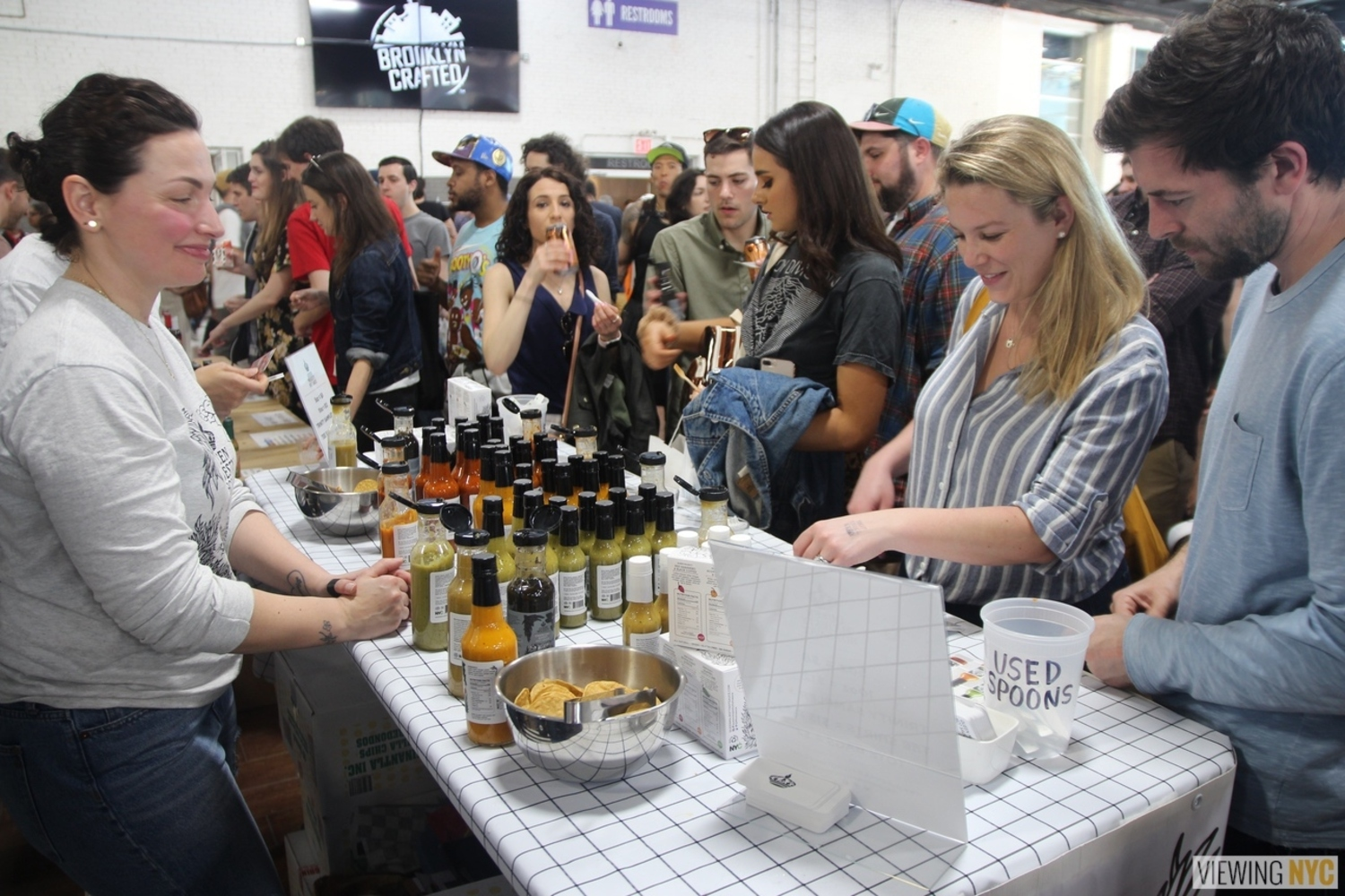 2019 NYC Hot Sauce Expo | Brooklyn Expo Center, April 13-14, 2019