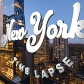 Sleepless in New York Time Lapse - the city at night