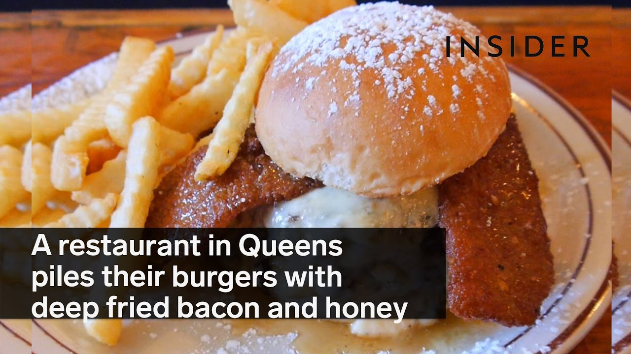 Fried Burger Staten Island