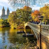 Autumn in Central Park, New York, New York