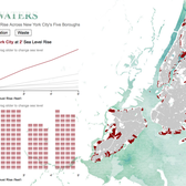 Advancing Waters: Tracking the Physical Toll of Sea Level Rise Across New York City's Five Boroughs