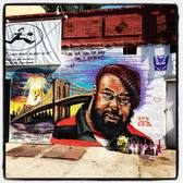 New on my corner.  Sean Price, Heltah Skeltah.  RIP.  #brooklyn #crownheights #seanprice #heltahskeltah