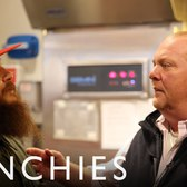 Action Bronson & Mario Batali: Mr. Wonderful Inspired Cuisine