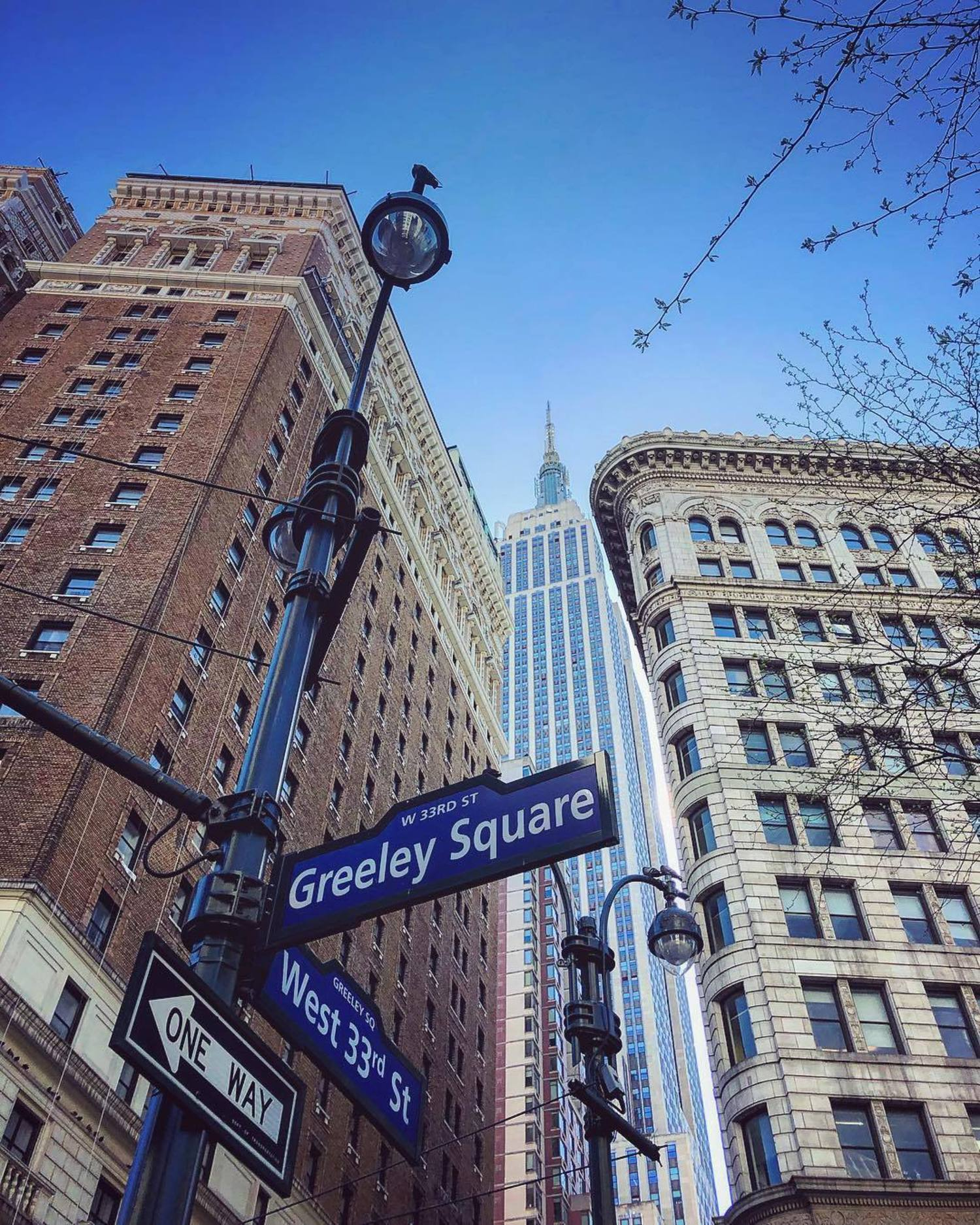 Herald Square / Greeley Square, Manhattan
