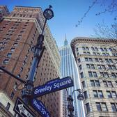 Herald Square / Greeley Square, Manhattan