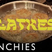 How-To Make Sunchoke Latkes with Einat Admony: Hanukkah Spectacular