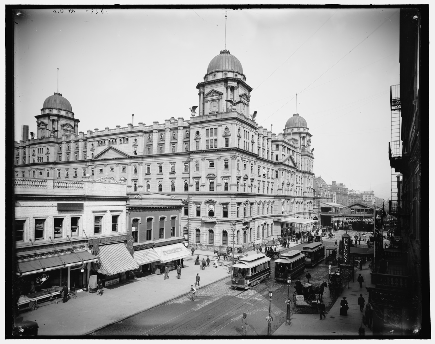 Grand Central Station [i.e. Depot], New York, N.Y., ca 1900