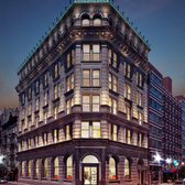 Rendering of 190 Bowery Withoiut Graffiti