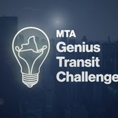 MTA Genius Transit Challenge Awards - Introduction