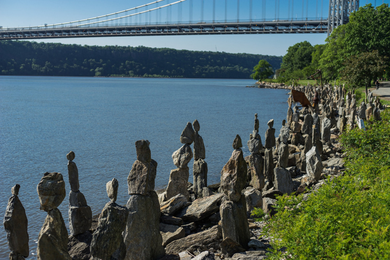Sisyphus Stones, Fort Washington Park, Manhattan