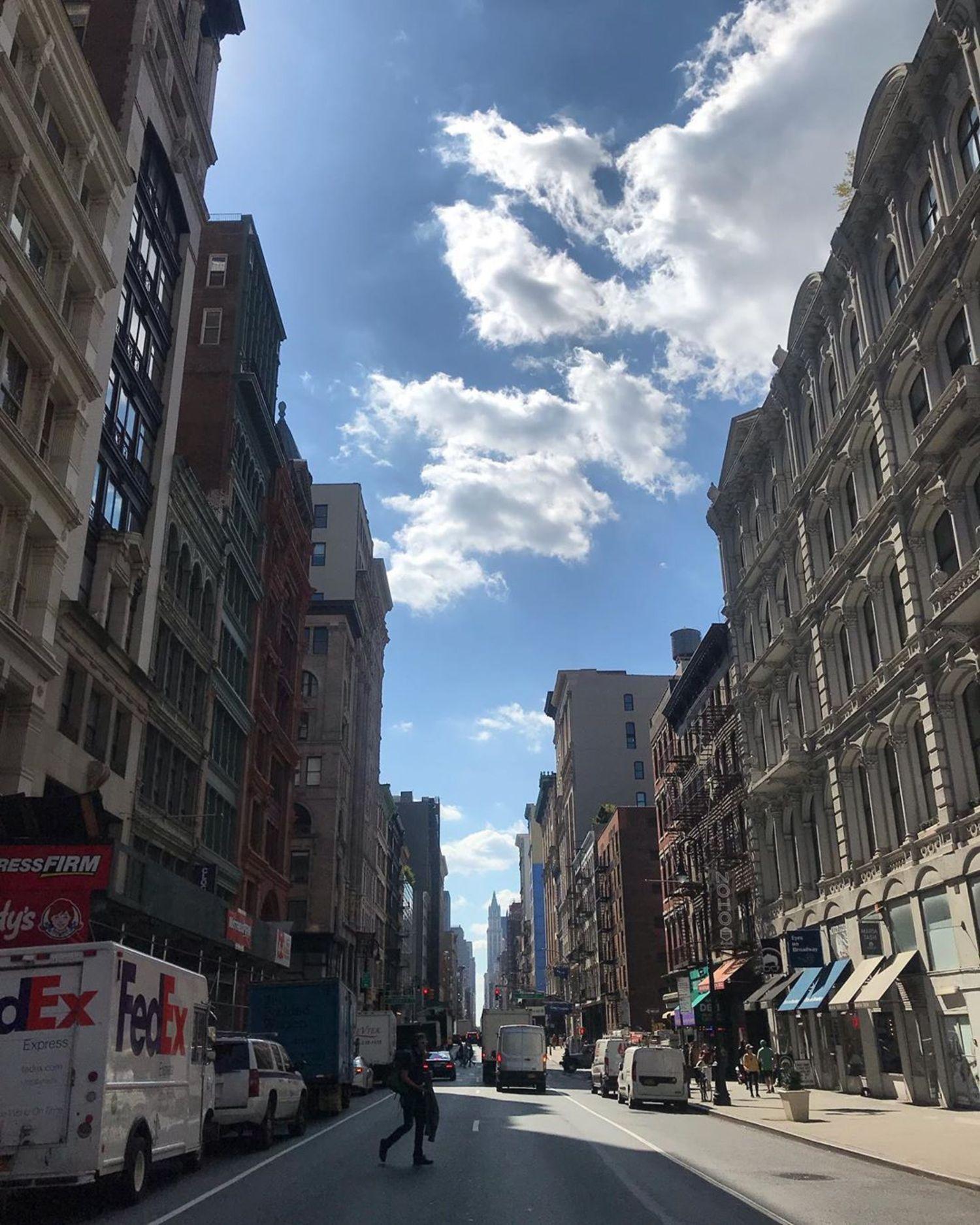 Broadway, NoHo, Manhattan