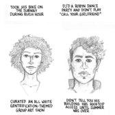 Police Sketches of Bushwick's Social Criminals