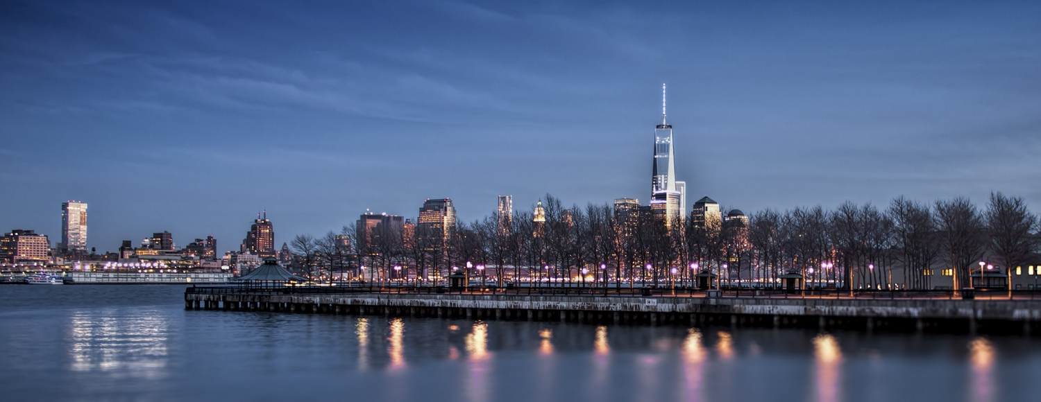 NYC seen from Hoboken