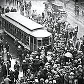 Ny Tube Strike Aka The Strike Causes Traffic Chaos (1919)