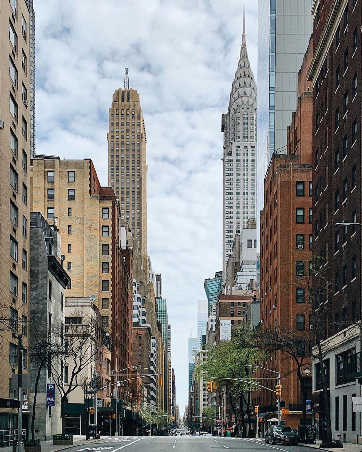 Lexington Avenue, Gramercy, Manhattan