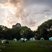 Camping in Central Park NYC-19