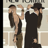 "Cover Story: Tomer Hanuka's ""Take the L Train"""