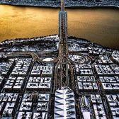 Photo via @beholdingeye  George Washington Bridge  #viewingnyc
