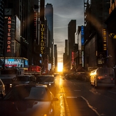 Manhattanhenge | solsticio de verano