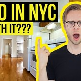 CHEAP $700 per month Rent in NYC | 2020 Apartment Tour New York City