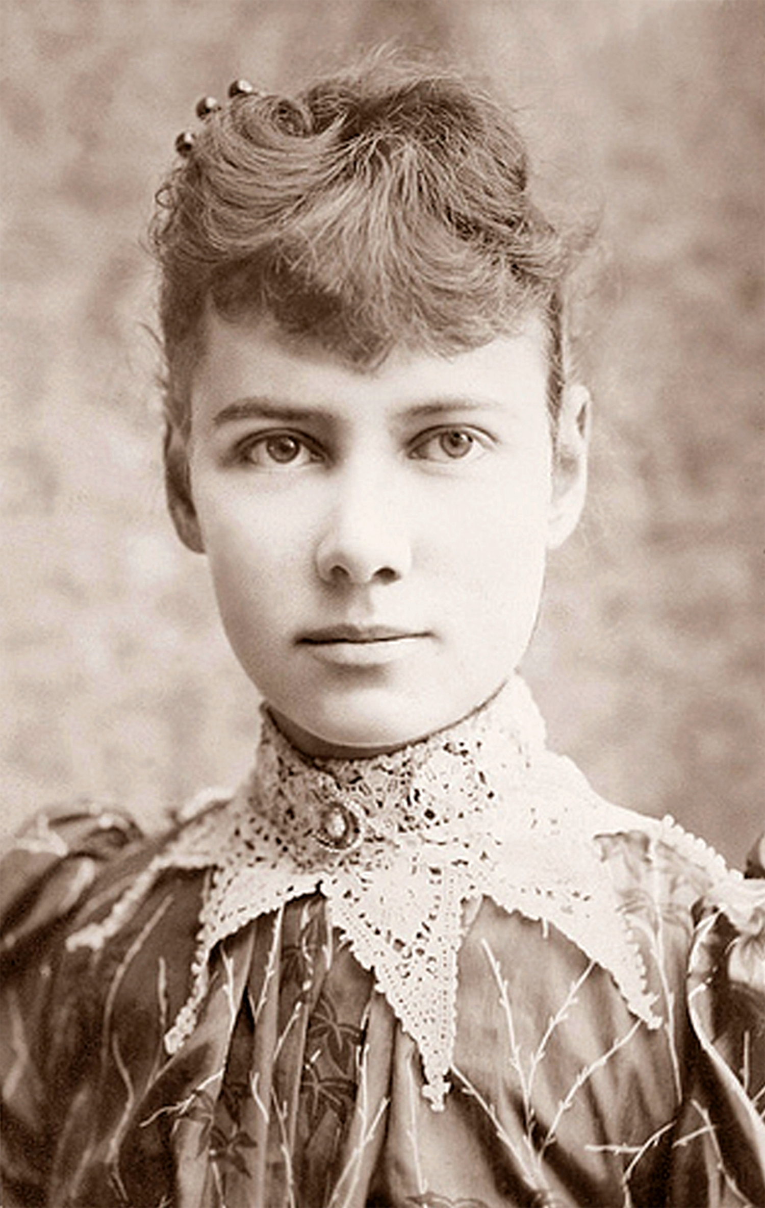 "Elizabeth Cochran Seaman  (1864-1922) adopted the pen name ""Nellie Bly"" to go undercover as an investigative journalist in the 1880s. She is best known for infiltrating an insane asylum on Blackwell's Island in New York to expose the unfair treatment of patients. Her reporting led to New York City improving conditions for the mentally ill."