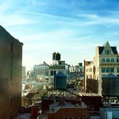 This view is inexplicably great for lyric writing.  #NYC #1RLP4