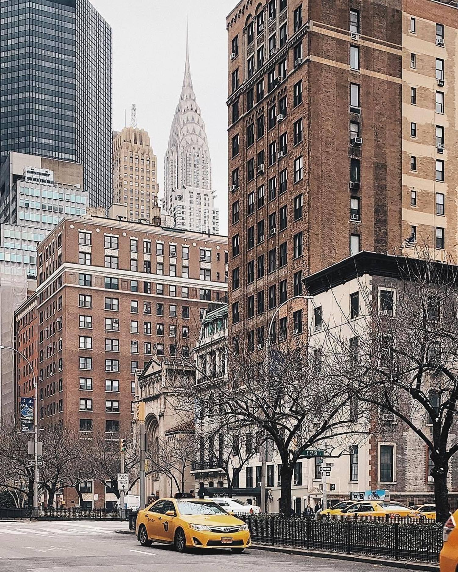 Park Avenue and 37th Street, Manhattan
