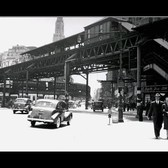 LONG GONE BROOKLYN  ELEVATED LINES MOVIE FOOTAGE
